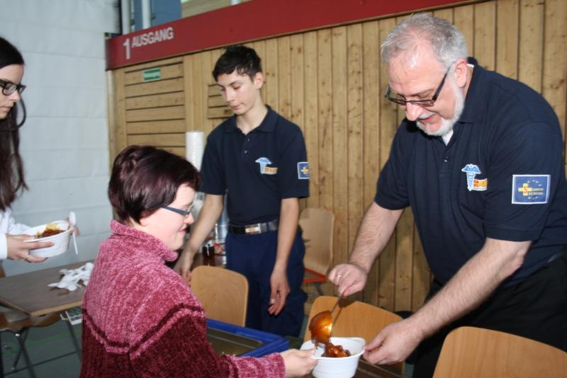 Das Junior First Responder-Programm geht in seinen Aktivitäten über die Erste Hilfe hinaus (Foto: ASB Bad Windsheim)