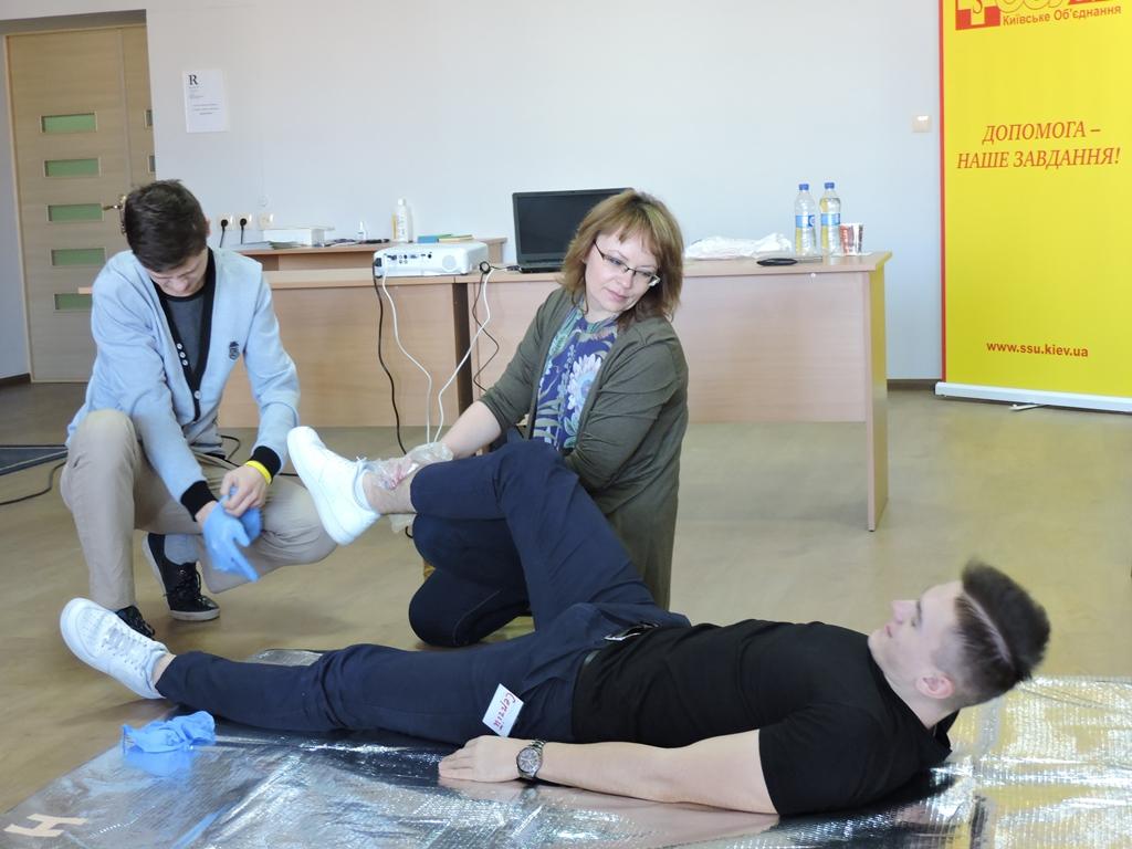 Training EH LSA 8