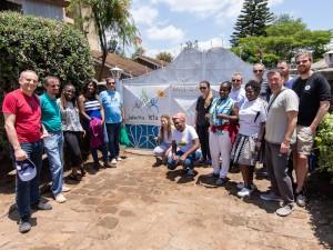 Project EMPACT continues work in Nairobi, Kenya