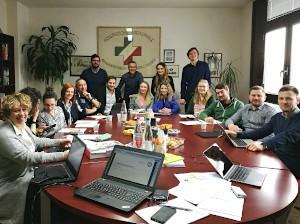 FACET: Training preparation workshop in Florence on international curriculum