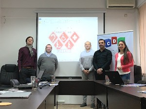 MOSAIC: New project on first aid for people with disabilities