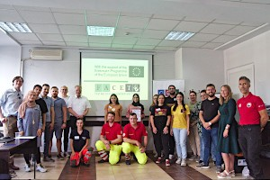 Projekt FACET schließt mit Training in Tetovo, Nordmazedonien, ab