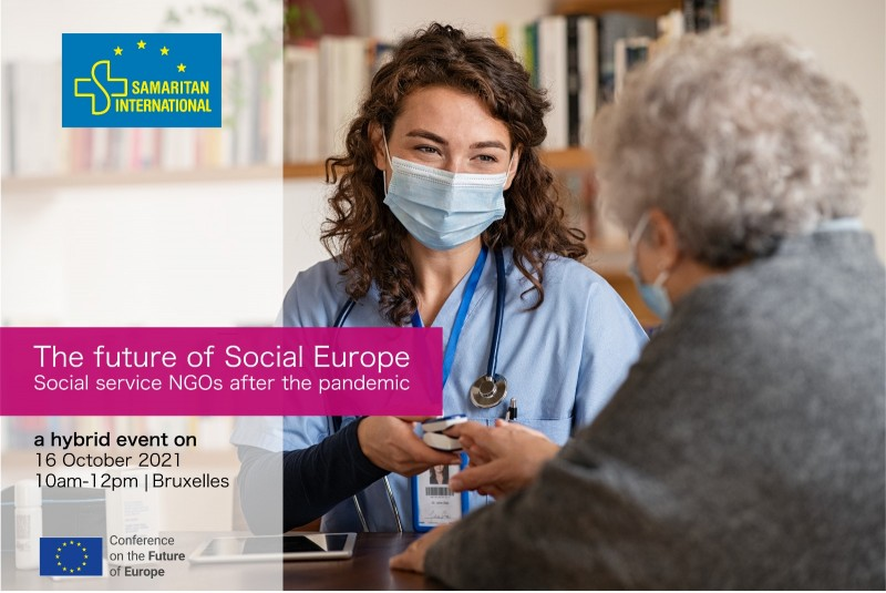 Future of Social Europe – SAM.I. event on 16 October 2021